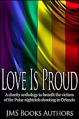 Cover for Love Is Proud